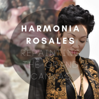 Harmonia Rosales: Repainting the Grand Canvas